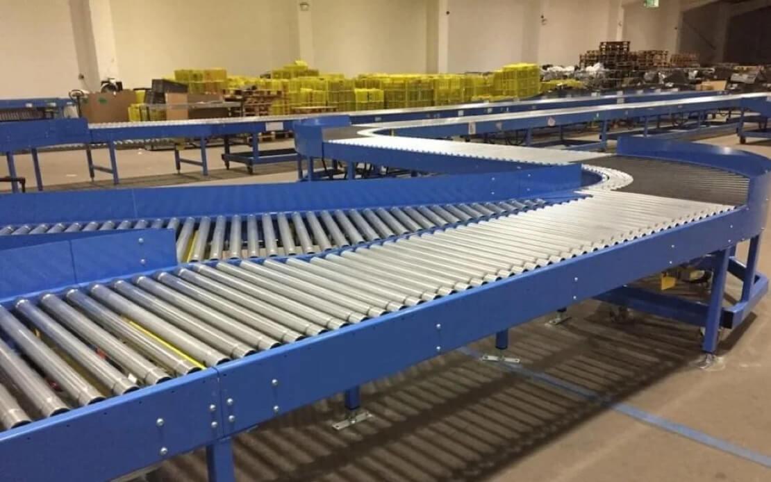 Conveyer Rolls