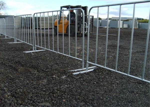 Hand and Safety Railings, and Barricades